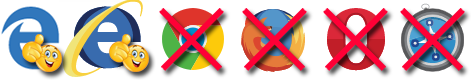 Working Browsers